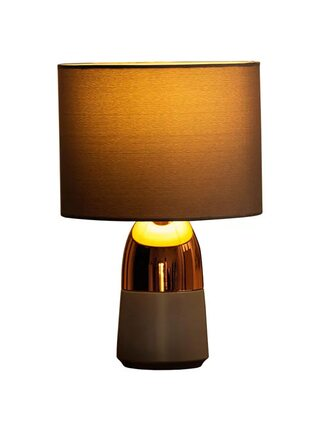 Комплект прикроватных ламп Our Family Bedside Touch Table Lamp 2 in 1 Grey