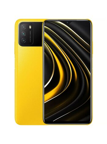Xiaomi Pocophone M3 4/64Gb Yellow EU