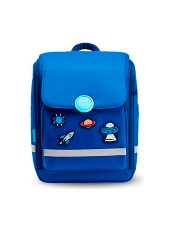Рюкзак детский Xiaomi Childish Fun Burden Reduction Bag Blue