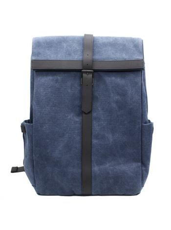 Рюкзак Xiaomi 90 Points Grinder Oxford Casual Backpack  Синий