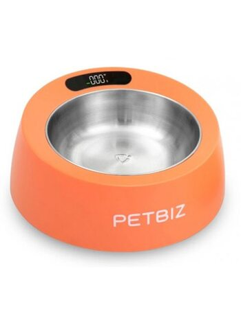 Миска-весы Xiaomi Petbiz Smart Bowl Wi-Fi Orange