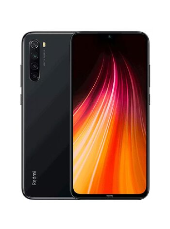 Xiaomi Redmi Note 8 6/64Gb Black