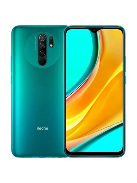 Xiaomi Redmi 9 6/128Gb Green