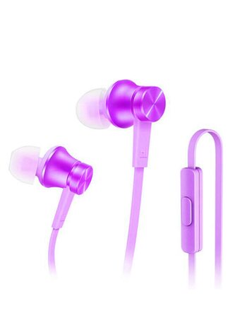 Наушники Xiaomi Piston Fresh Bloom Purple