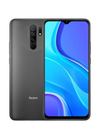 Xiaomi Redmi 9 4/64Gb Black