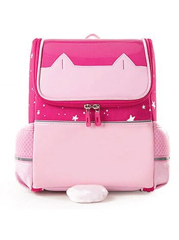 Рюкзак детский Xiaomi XiaoYang Children School Bag Light Weight Protect Spine Pink