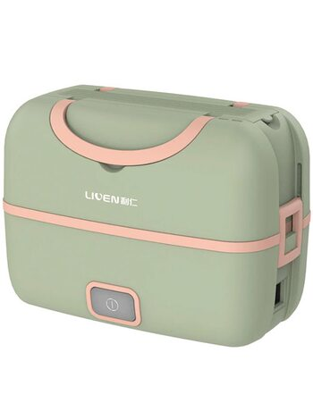 Ланч-бокс Xiaomi Liren Portable Cooking Electric Lunch Box (FH-18) Green