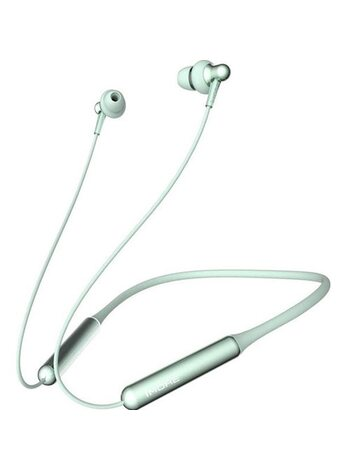 Наушники Bluetooth Xiaomi 1More Stylish Dual-Dynamic Headset Green