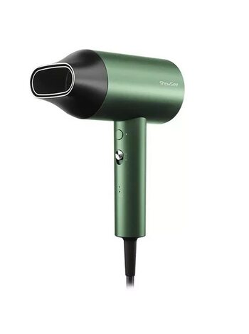 Фен для волос Xiaomi Mijia ShowSee constant temperature hair dryer A5 Зеленый
