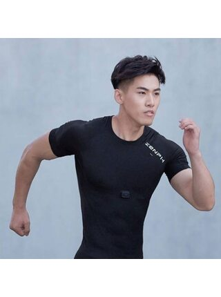 Футболка Xiaomi ZenPh Early Wind Smart Fitness Running Sportswear (XL)
