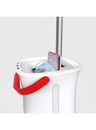Набор для уборки Xiaomi Yi Jie Yi Scratch Clean Scraper Mop Set White/Red