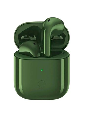 Наушники Bluetooth Realme Buds Air Neo Green