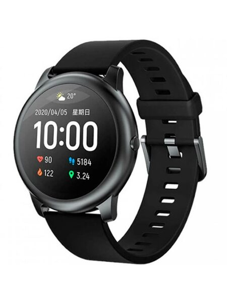 Смарт-часы Xiaomi HAYLOU Smart Watch LS05 Black